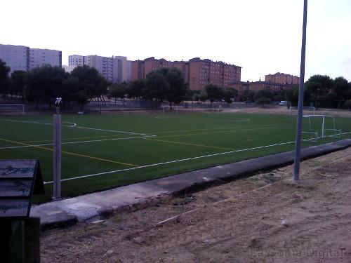 Comienza la temporada 2011 2012 en ciudad jard n la coma - Campo de futbol del valencia ...